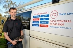 Plumber and Gas Fitter in Nelson